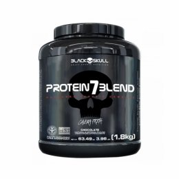 Protein 7 Blend (1,8kg) - Black Skull - Chocolate