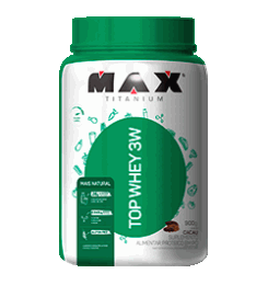 Top Whey 3w + Natural (900g)