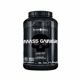Mass Gainer (1,5kg) - Black Skull - Chocolate